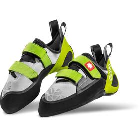 Ocun Jett QC - Chaussures d'escalade - jaune/gris